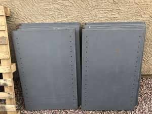 Steel Shelves 2' x 3' for Sale in Sun City, AZ