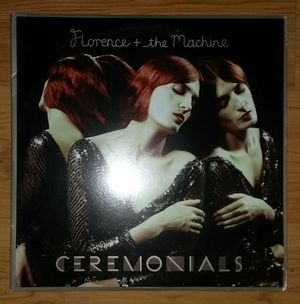 Florence and the Machine Ceremonials Album for Sale in Redwood City, CA