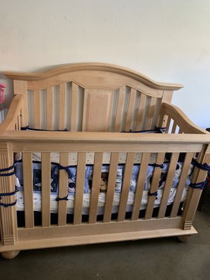 Bed and mattress for kids for Sale in El Cajon, CA