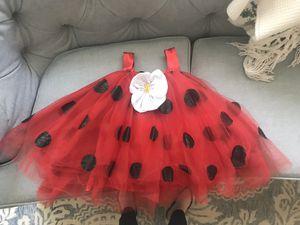 Pottery Barn Kids Ladybug Costume for Sale in Richardson, TX