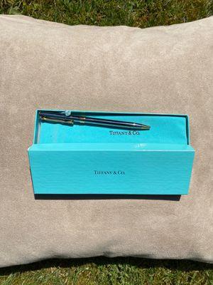 Tiffany & Co. German swivel Retractable black pen in original box! for Sale in Lake Forest Park, WA