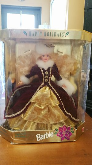 Vintage 1996 holiday special edition barbie for Sale in Cutler Bay, FL