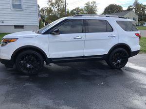 2015 Ford Explorer XLT for Sale in Meriden, CT