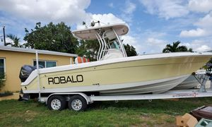ROBALO 26 DEL 2007 CON DOS YAMAHAS FOUR STROKES 150 CON 720 HORAS TRAILER 2013 for Sale in Hialeah, FL