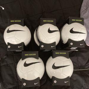 Nike Soccer Balls for Sale in Phoenix, AZ