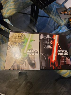 Star Wars blu rays for Sale in Lacey, WA