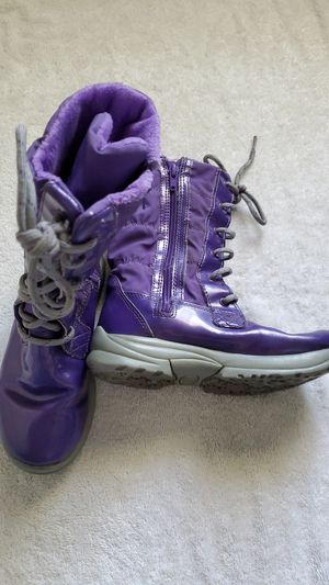 Rain and Snow boots for girls for Sale in Fontana, CA