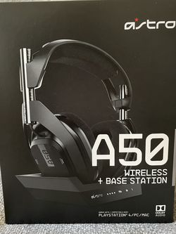 Astro A50 Wireless Headset for Sale in San Diego,  CA