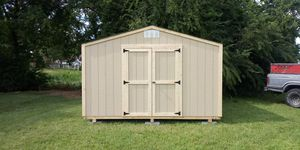 New All Wood 12x12x08 A Frame Shed for Sale in Norfolk, VA