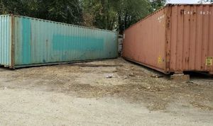40' SD Used Portable Storage Containers for Sale in San Luis Obispo, CA