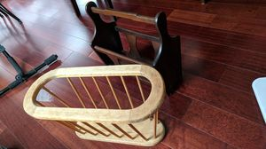 Wooden magazine racks for Sale in Southborough, MA