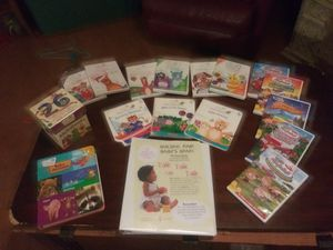 Baby and little einstein books and cds. for Sale in Milton, FL