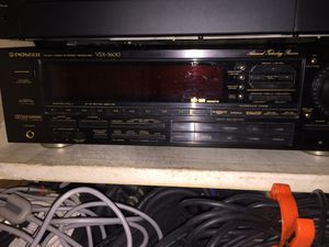 Pioneer VSX 5600 receiver for Sale in Houston, TX