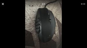 Corsair strafe gaming keyboard and Logitech g600 gaming mouse for Sale, used for sale  Union City, NJ