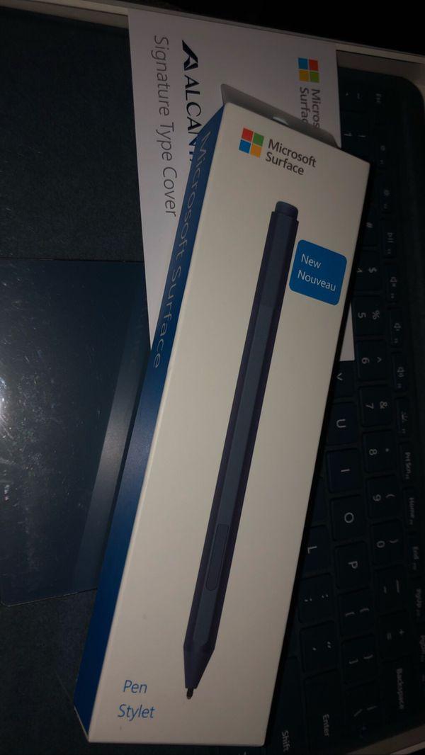 Microsoft surface pen stylet