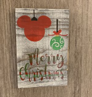 Christmas sign for Sale in Phoenix, AZ