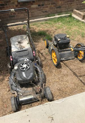 Lawn mowers for Sale in Fresno, CA