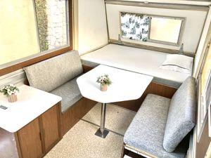Vintage Apache pop-up camper trailer for Sale in Diamond Bar, CA