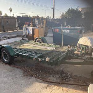 Single Axle Car Hauler & Winch for Sale in Newport Beach, CA