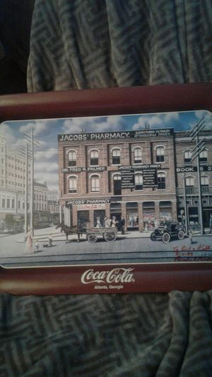 Coca-Cola tray $10 dollars for Sale in Modesto, CA