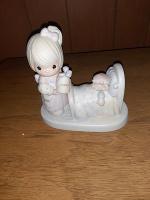 Make me a blessing precious moment figurine Samuel J Butcher for Sale in Westbury, NY