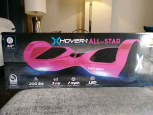 $150 O.B.O. -Never used Hover-1 All-Star Electric Scooter and Hover-1 Go Kart Attachment both in the box! for Sale in San Leandro, CA