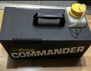 Lite F/X Fog Commander Fog / Smoke Machine Maker for Sale in Lynnwood, WA