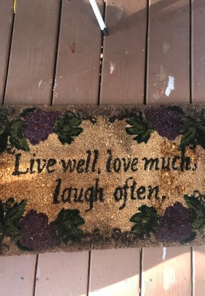New Door Mat for Sale in Murfreesboro, TN