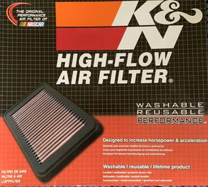 K&N HIGH-FLOW AIR FILTER for Sale in Escondido, CA