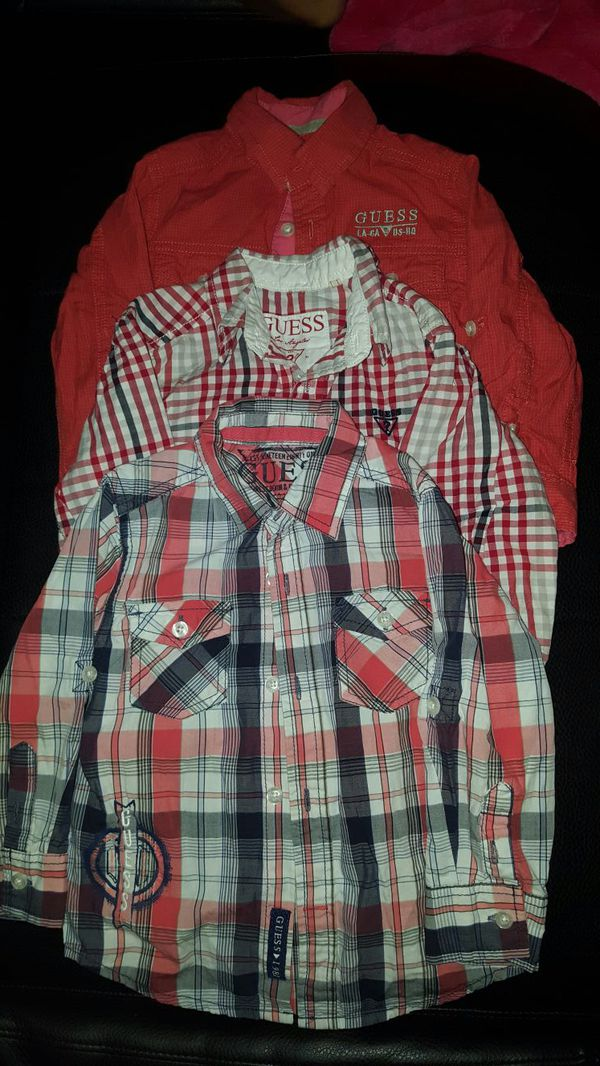 ***MUST SEE NEW GUESS BOYS 3T LONG SLEEVE
