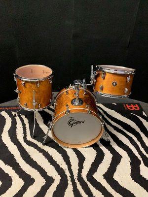 Grestch catalina 3 piece drum set for Sale in Las Vegas, NV