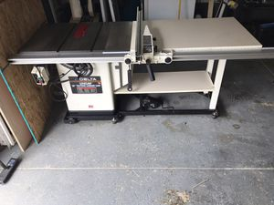 Delta table saw for Sale in Pataskala, OH