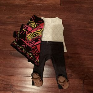 Saige American Girl Doll Outfits for Sale in Austin, TX