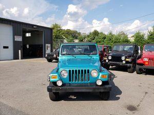 1997 Jeep Wrangler Sport for Sale in Ashland, MA
