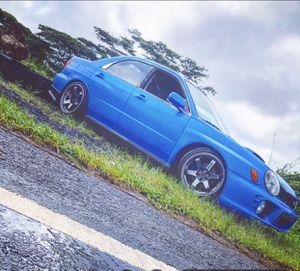 Subaru Wrx 03 for Sale in Wahiawa, HI