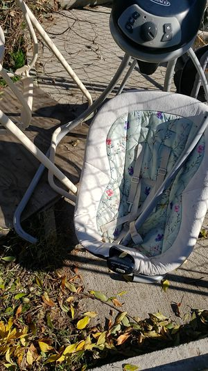 Baby swing for Sale in San Bernardino, CA