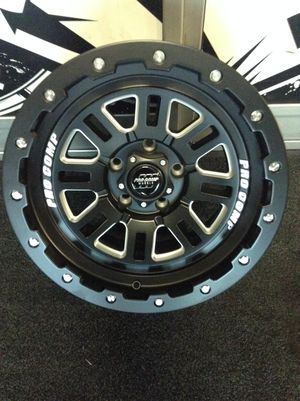 Pro Comp 61 Series Cognos Wheels, 17x9, 5x5 (5 Wheels) for Sale in Montclair, CA