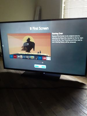 Samsung 55 Smart LED for Sale in WARRENSVL HTS, OH