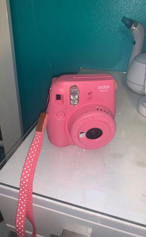 Instax mini 9 Polaroid camera for Sale in St. Louis, MO