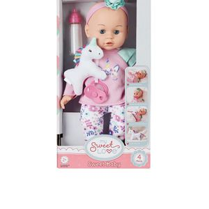 My Sweet Love Sweet Baby Doll Toy Set, 4 Pieces for Sale in Santa Maria, CA