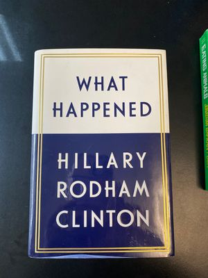 What Happened by Hillary Rodham Clinton for Sale in Ithaca, NY