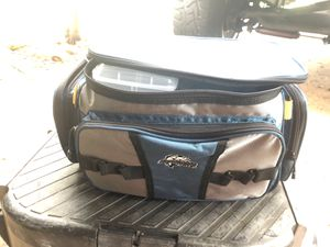 Berkley fishing tackle box/ bag for Sale in Clearwater, FL