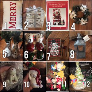 Misc Christmas Items for Sale in Phoenixville, PA