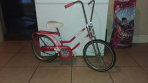 SEARS brand Strawberry Shortcake 16 inch girls bike assembly date 1985 for Sale in Springfield, IL