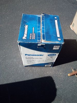 Panasonic rice bread and dough maker for Sale in Victorville, CA