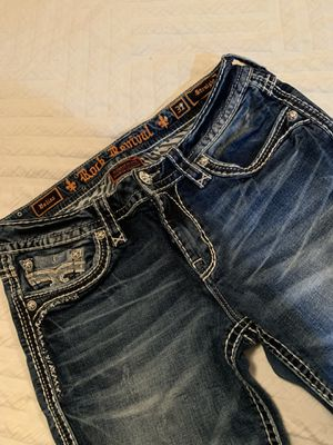 Rock Revival jeans size 31 for Sale in Delta, CO