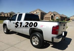 Nothing\Wrong 2011 Chevrolet Silverado 4WDWheelss for Sale in Los Angeles, CA
