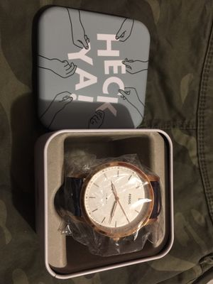FOSSIL (Brand New Watch) for Sale in Herndon, VA