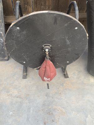 Speed bag for Sale in Dinuba, CA