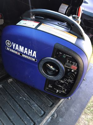 Yamaha ef2000is generator in good condition for Sale in Torrance, CA